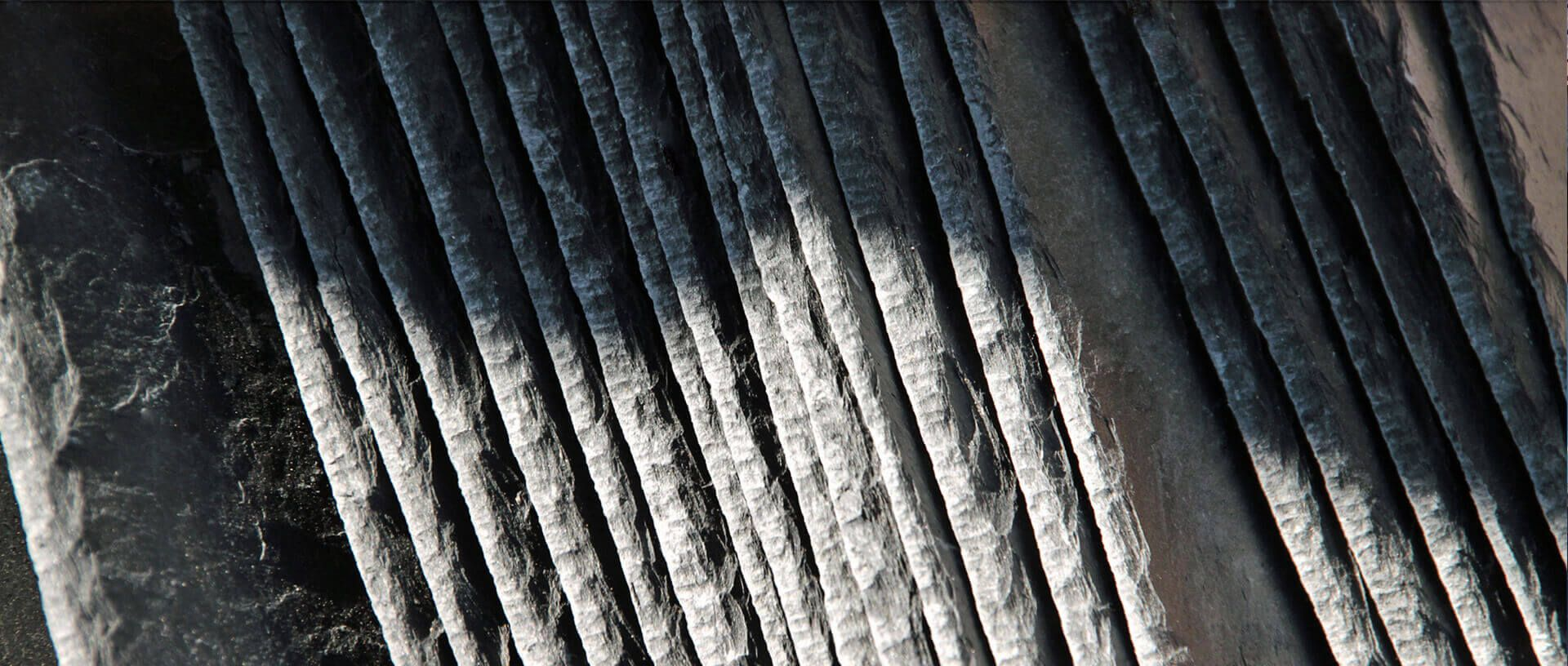 natural slate roofing detail