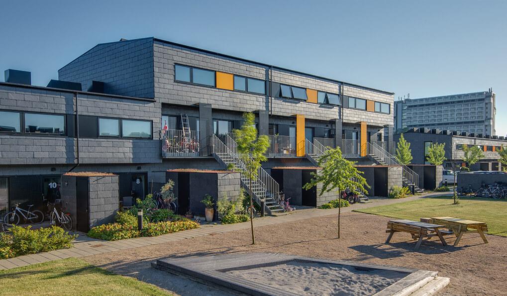 eficiencia de la fachada ventilada