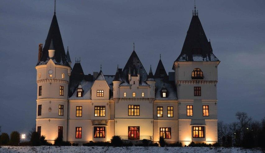 castillo de andrassy