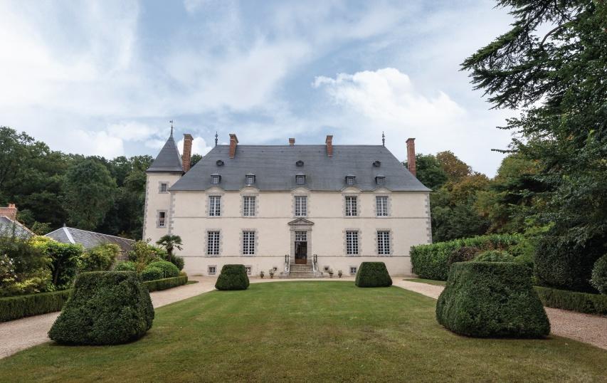 renovation toiture ardoise chateau de amoy
