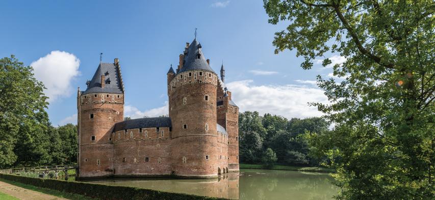 leidak kastelen van beersel België