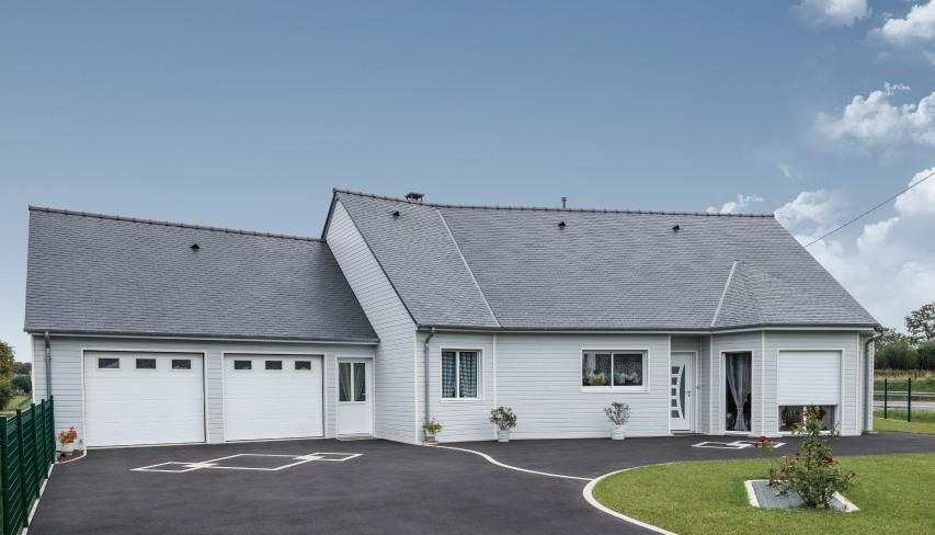clean roof slate