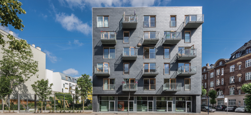 Faelledgaarden in Copenhagen