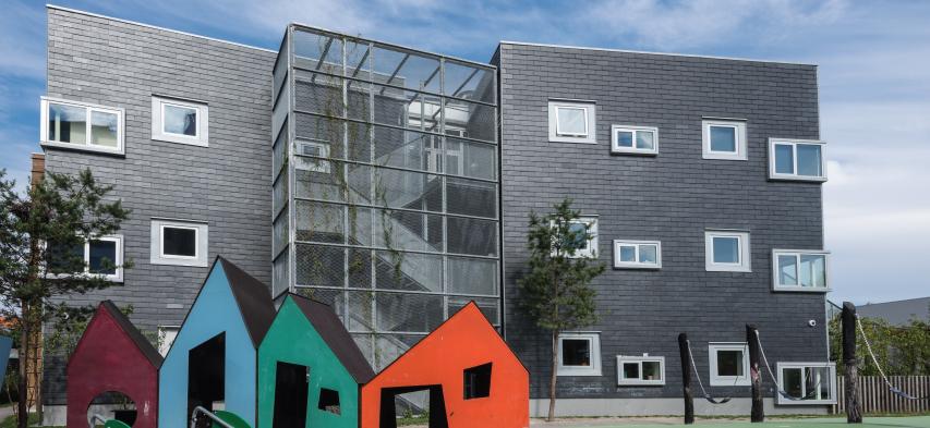 kindergarden in Copenhagen