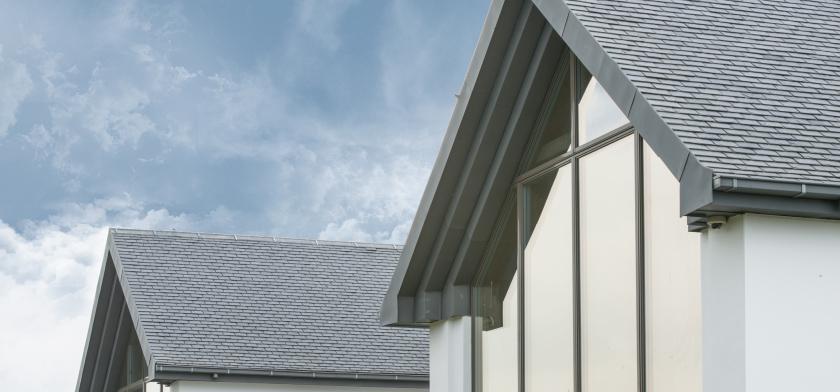 tejado de pizarra natural
