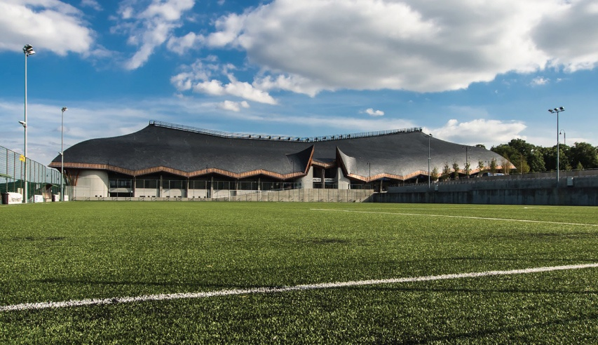 pancho arena stadium - budapest