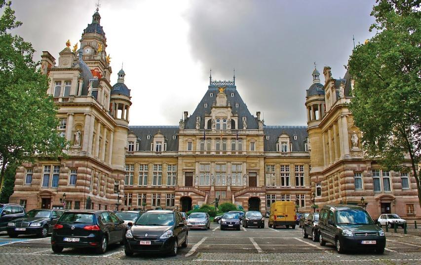 maison de Saint-Gilles - Belgique