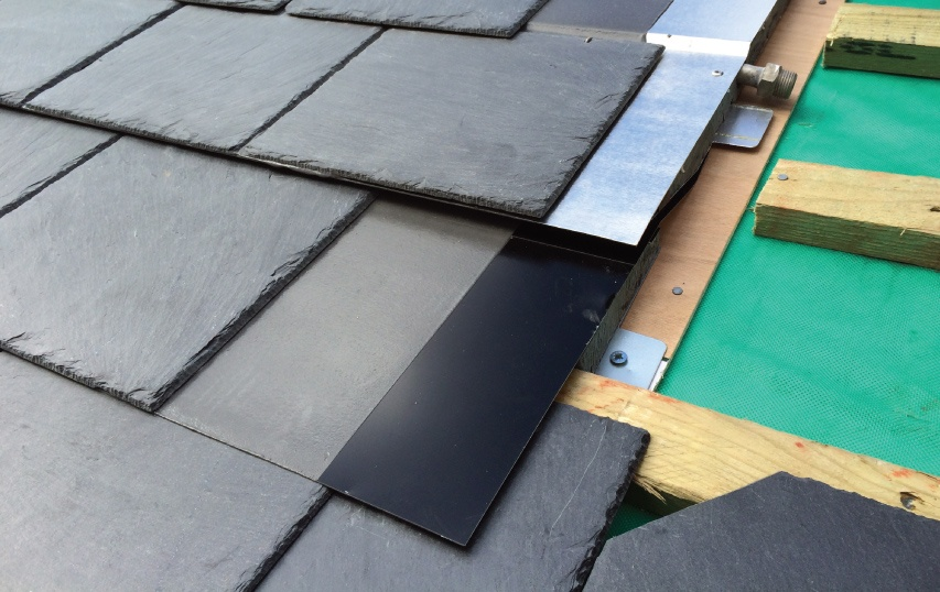 thermoslate solar thermal collector