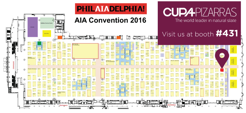 aia convention booths