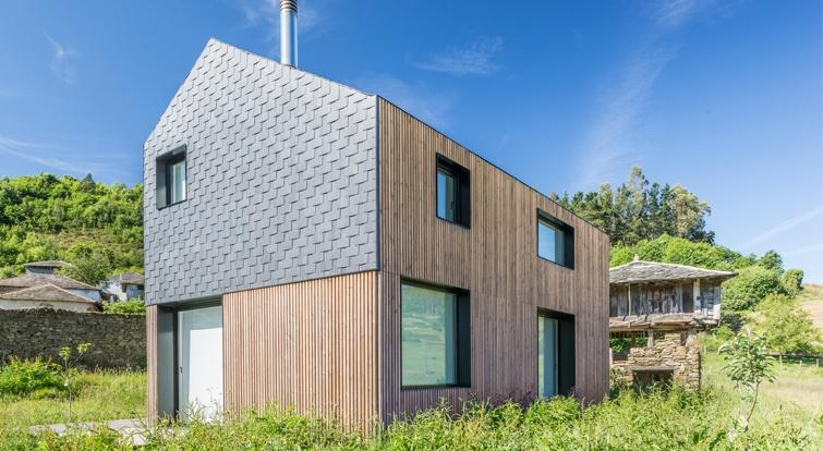 modular house - montaña house