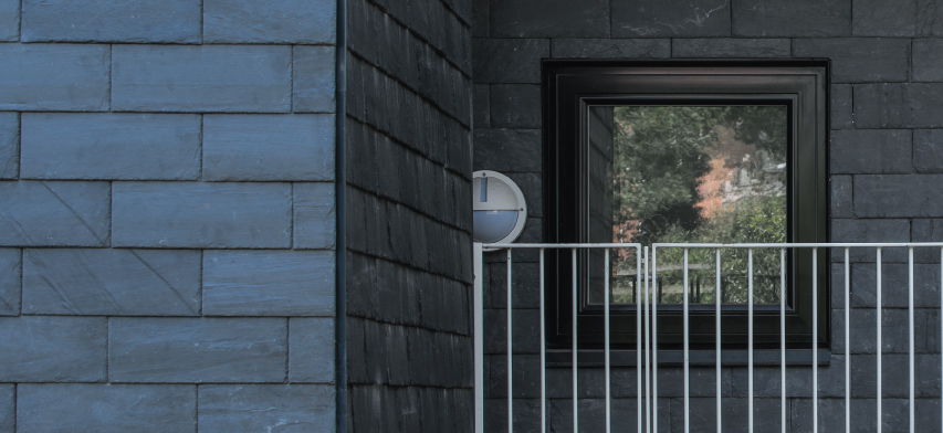 facade ventilee ardoise CUPACLAD