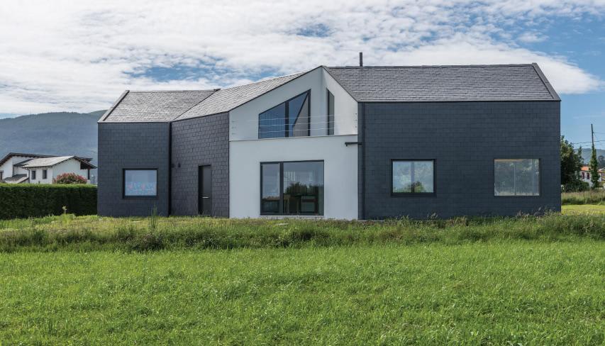 bioclimatic house - Passivhaus standard