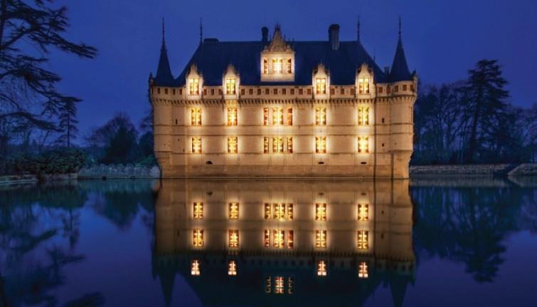 chateau azay le rideau patrimoine culturel