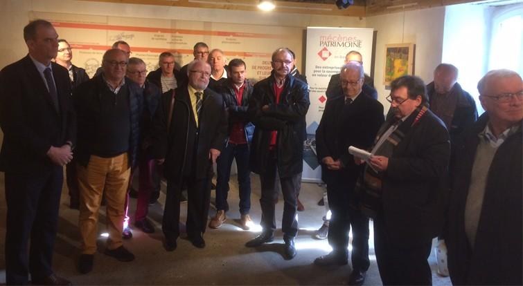 Le Club de Mécènes du patrimoine en Bretagne