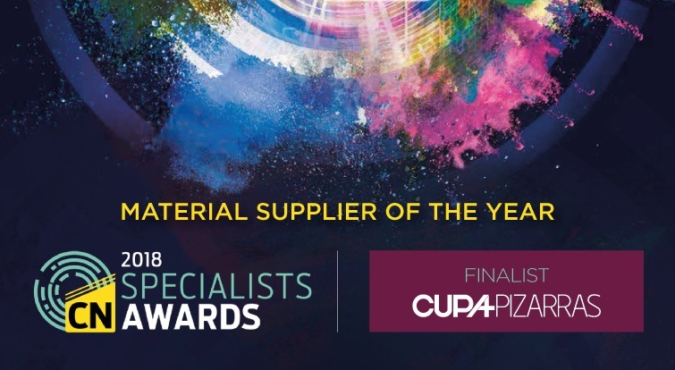 CN Specialists Awards 2018 Finalist