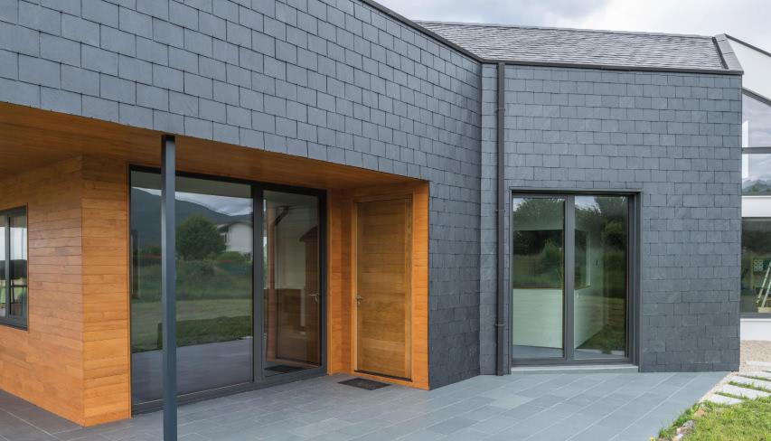 fachada ventilada para un mejor rendiemiento energetico