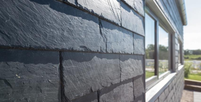 detalle fachada ventilada de pizarra cupaclad