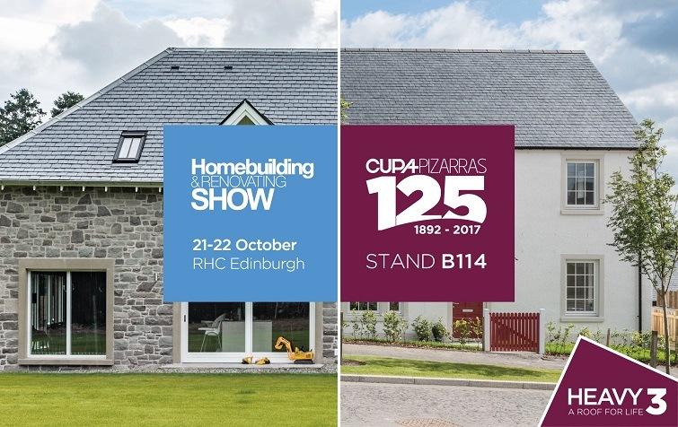 Edinburgh Homebuilding & Renovating Show 2017