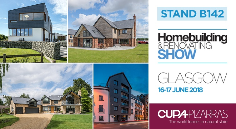 homebuilding and renovating show Glasgow 18