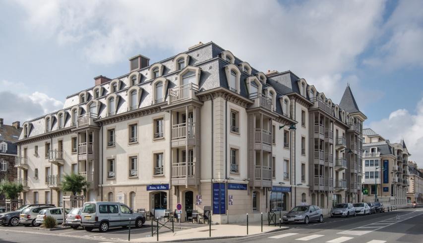 hotel noveau monde (france) couverture ardoise