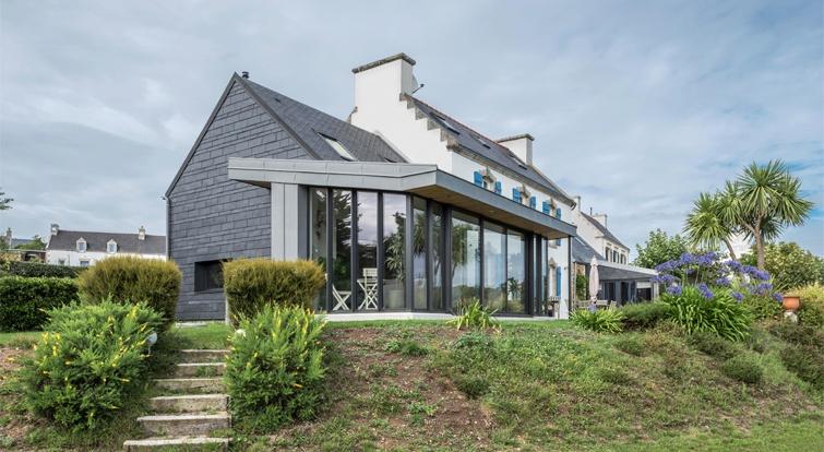 maison extension primeline bretagne france