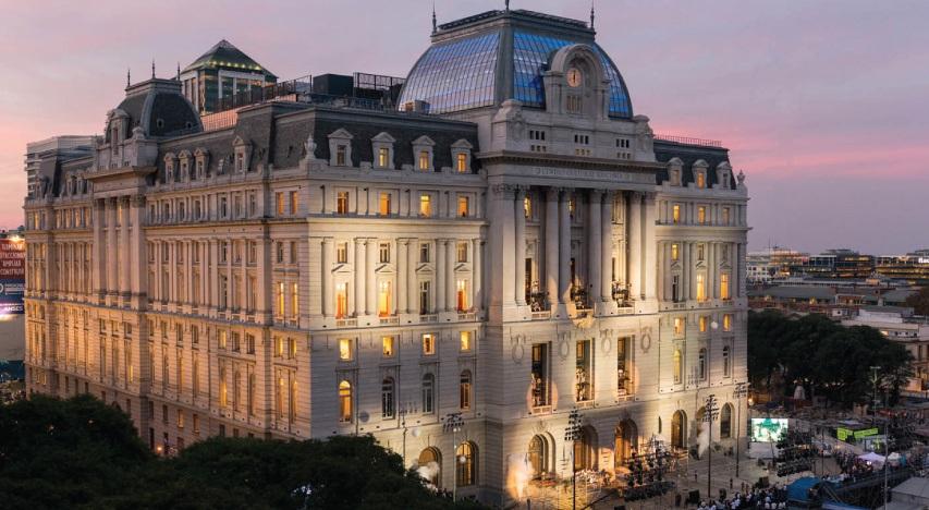 Palacio de correos de Buenos Aires