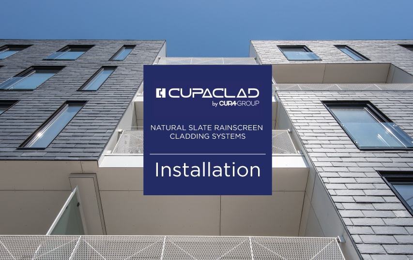 rainscreen cladding installation video