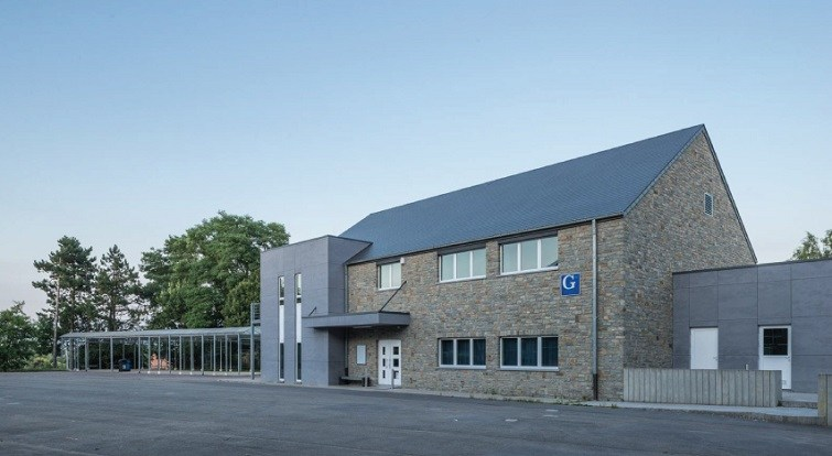 leisteen voor de renovatie van de EPASC in België