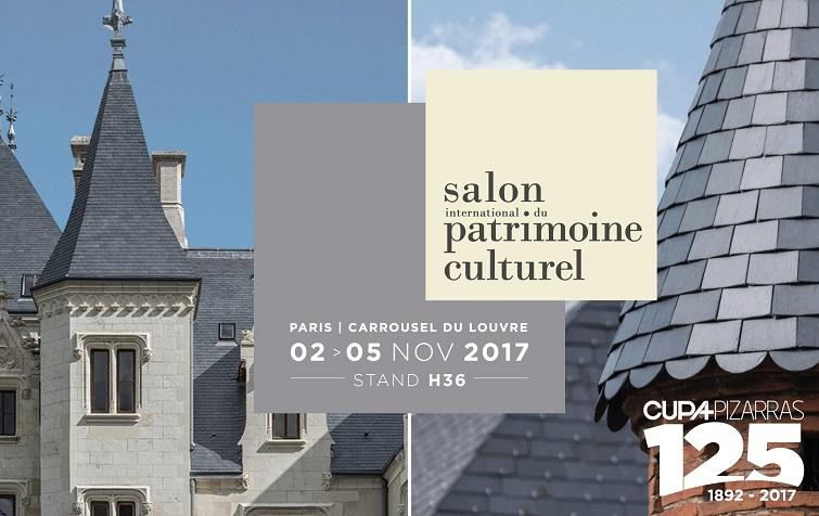 salon patrimoine culturel 2017