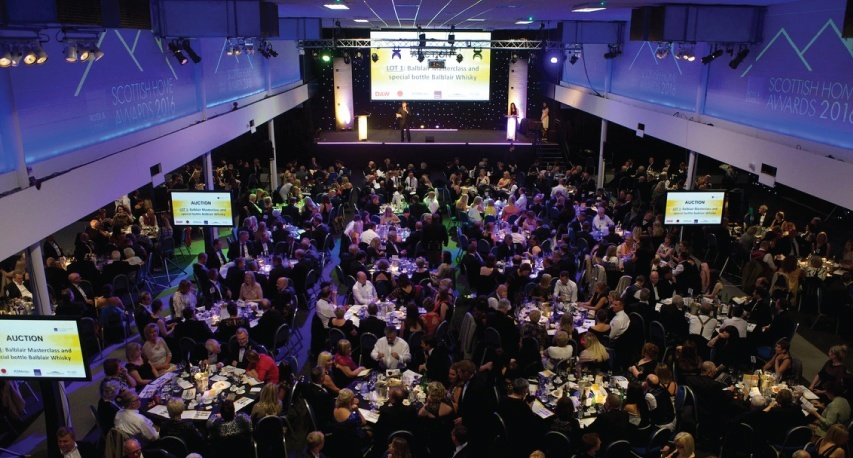 scottish home awards event