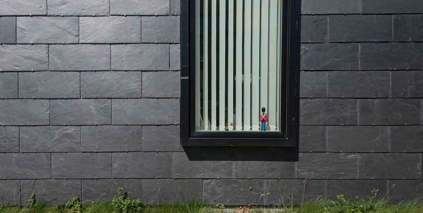 Natural Slate Cladding The Perfect Solution For