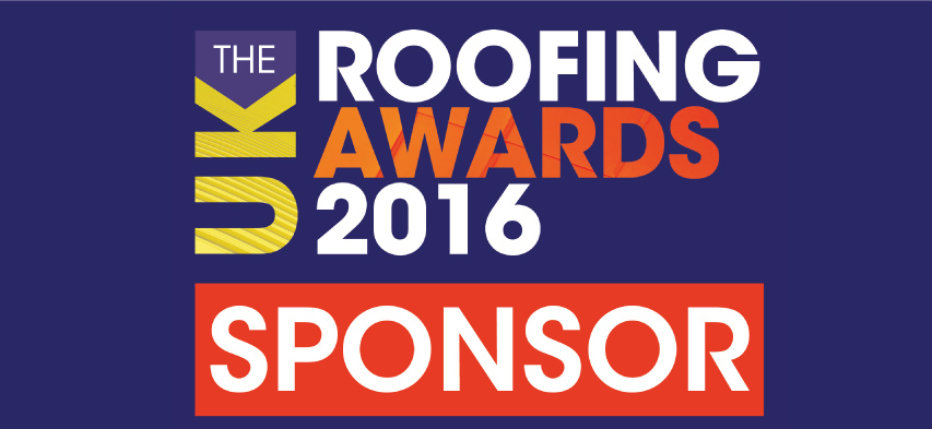 uk roofing awards sponsor