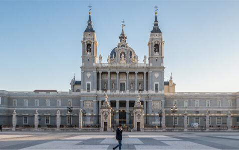almudena cathedral c es