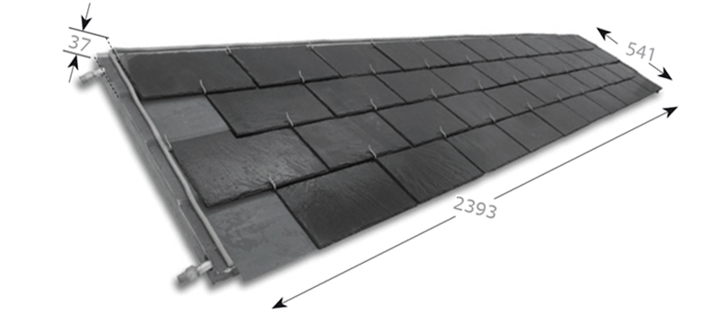 Panel THERMOSLATE