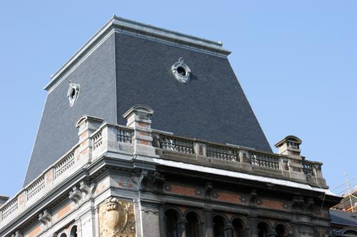 Palacio de Justicia de Amberes