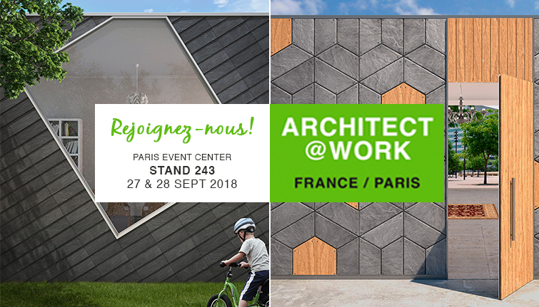 architect at work paris 2018