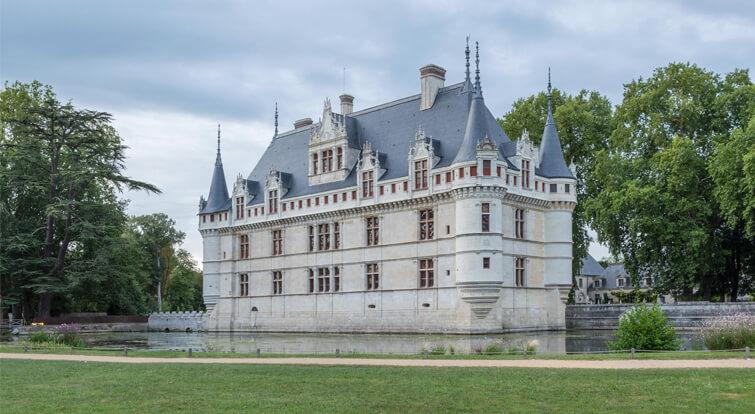 Château d'Azay-le-Rideau Centre des Monuments Nationaux