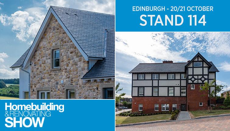 Homebuilding & Renovating Show Edinburgh 18