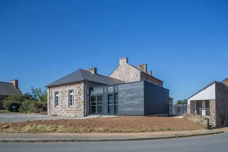 patrimoine rural bretagne mairie de runan