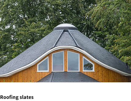 The widest range of natural slate