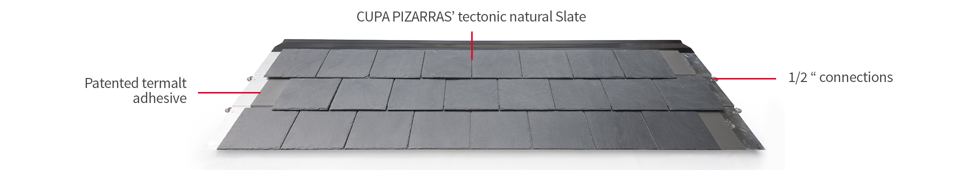thermoslate solar slate with nail detail