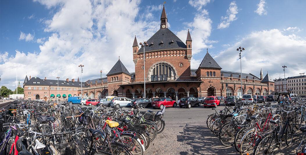 Copenhagen Central Railway Station | Cupa Pizarras