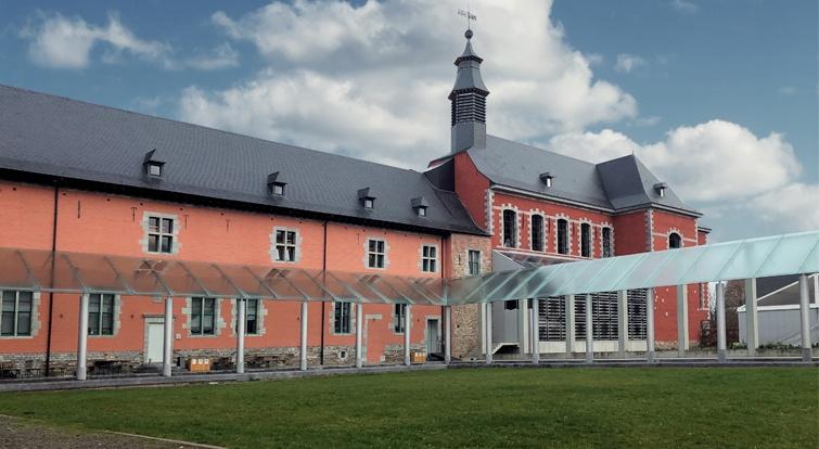 verbouwing cisterciënzerabdij van Paix-Dieu