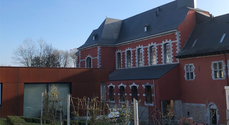 abbaye cistercienne de la Paix-Dieu