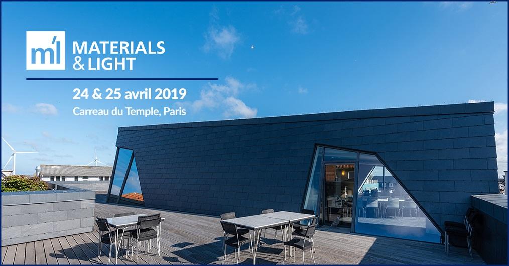 CUPACLAD au salon Materials & Light 2019