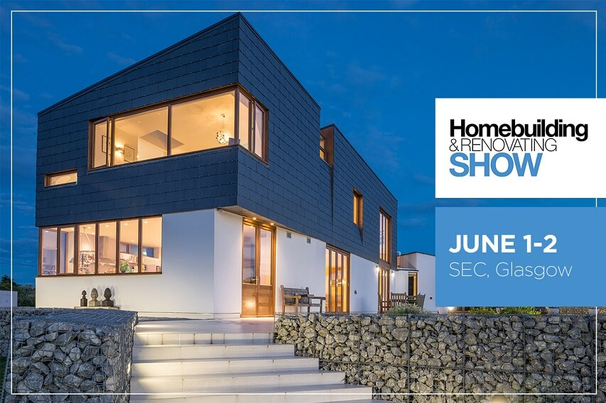 Homebuilding and Renovating Show Glasgow 2019