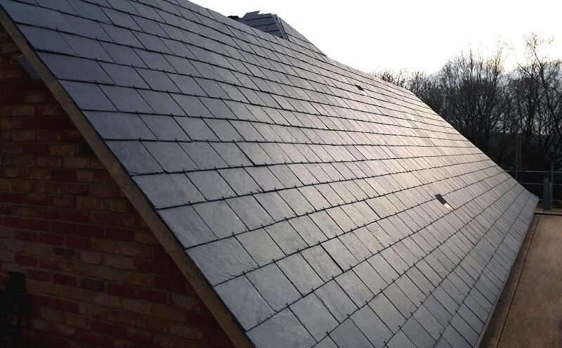 natural slate roof CUPA 18