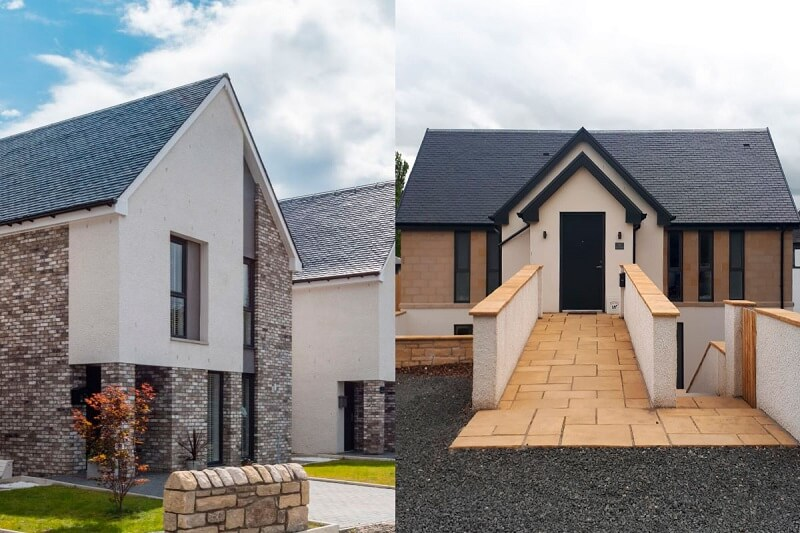 Arka Architects projects finalists of the Scottish Home Awards 2019
