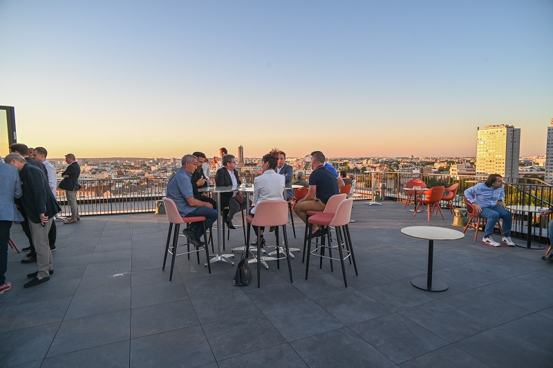Evènement Rooftop summer party Toits de Paris