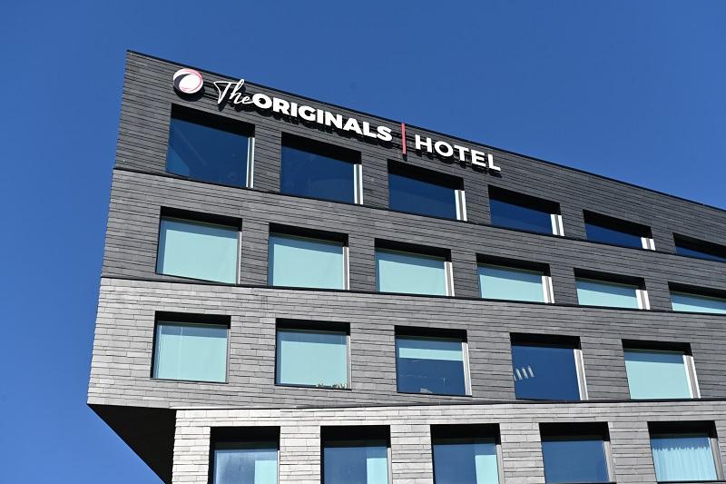 hôtel 4 étoiles du Groupe Qualys